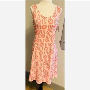 NWT Mahi Gold summer tank dress